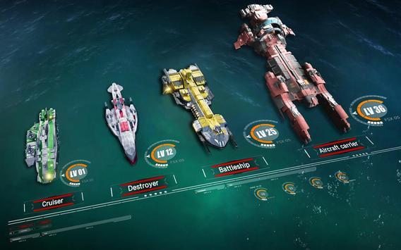 Battle Warship ảnh chụp màn hình 7