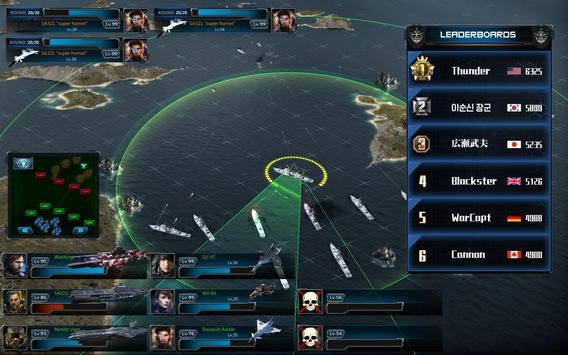 Battle Warship ảnh chụp màn hình 9