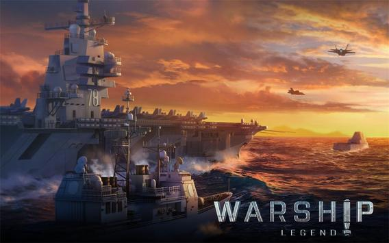 Warship Legend: Idle RPG poster