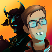 Angelo and Deemon: One Hell of a Quest (Full) icon