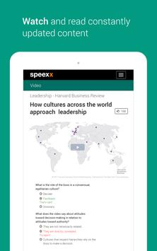 Speexx screenshot 12