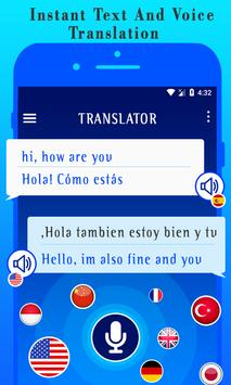 Speak and Translate: All language Translator App for Android