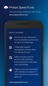 Philips voice recorder Ekran Görüntüsü 7