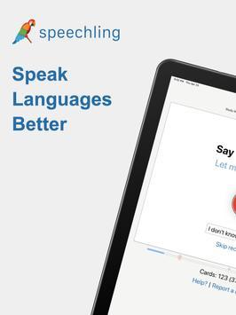Speechling - Learn to Speak Any Language screenshot 8