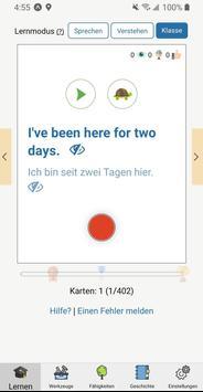 Speechling - Lerne jede Sprache zu sprechen Screenshot 3