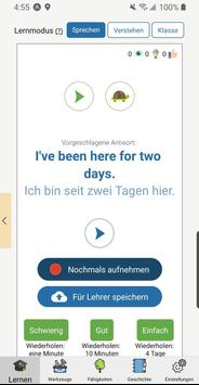 Speechling - Lerne jede Sprache zu sprechen Screenshot 1