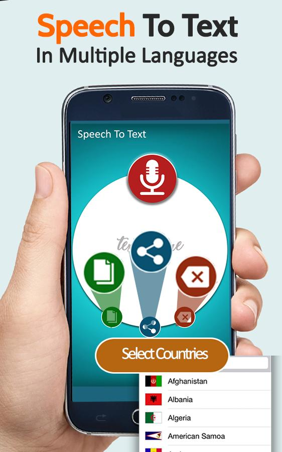 Voice to text converter in all languages 3