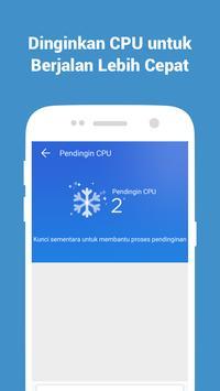 Speed Booster - Peningkat Kecepatan RAM & Baterai screenshot 3