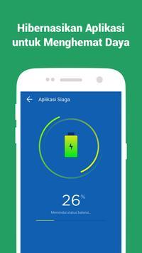 Speed Booster - Peningkat Kecepatan RAM & Baterai screenshot 4
