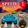 スピードフィーバー -  ファーストレーシング & 車 ゲーム アイコン