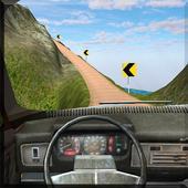 Grand Spiral Car Simulator : Modern Car Games 2021 icon