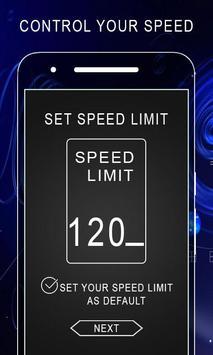GPS 속도계 HUD 디지털 디스플레이 스크린샷 1