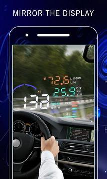GPS 속도계 HUD 디지털 디스플레이 스크린샷 2