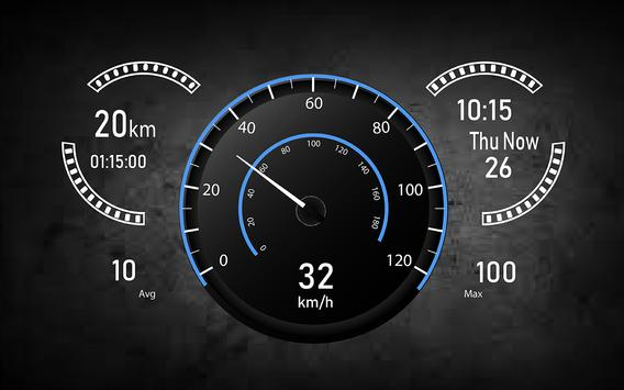 Speedometer HUD Speed Camera Detector & Find Maps screenshot 5