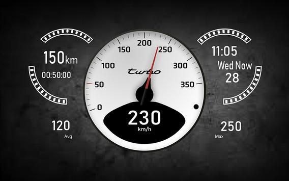 Speedometer HUD Speed Camera Detector & Find Maps screenshot 8