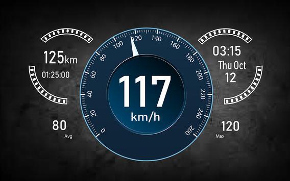 Speedometer HUD Speed Camera Detector & Find Maps screenshot 9