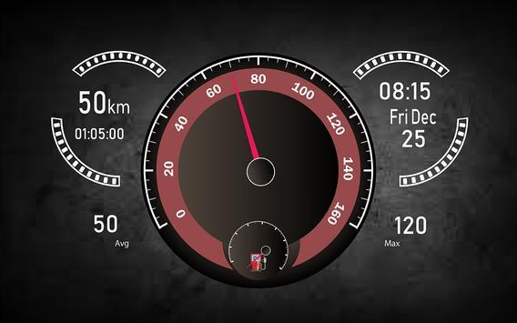 Speedometer HUD Speed Camera Detector & Find Maps screenshot 11