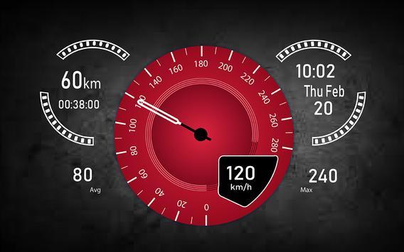 Speedometer HUD Speed Camera Detector & Find Maps screenshot 18