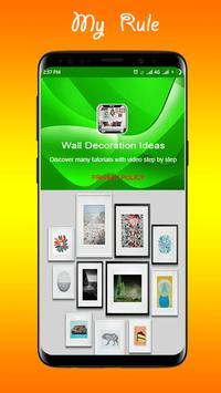 Wall Decoration Ideas screenshot 4