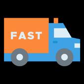 Speed Post icon