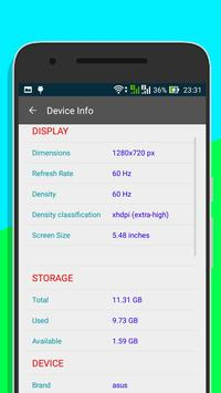 One Tap Speed Up - Test speed WiFi 5g 4g 3g 2g screenshot 14
