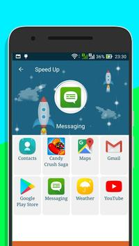 One Tap Speed Up - Test speed WiFi 5g 4g 3g 2g screenshot 1