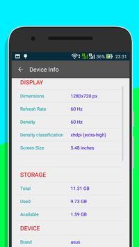 One Tap Speed Up - Test speed WiFi 5g 4g 3g 2g screenshot 22