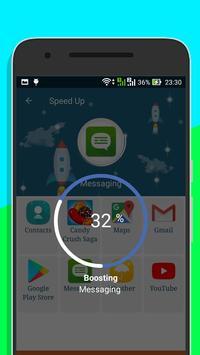 One Tap Speed Up - Test speed WiFi 5g 4g 3g 2g screenshot 2