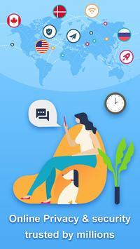Speedy Quark VPN - Fast Servers & Secure Porxy poster