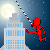 Hero Adventure - Rope Swing icon