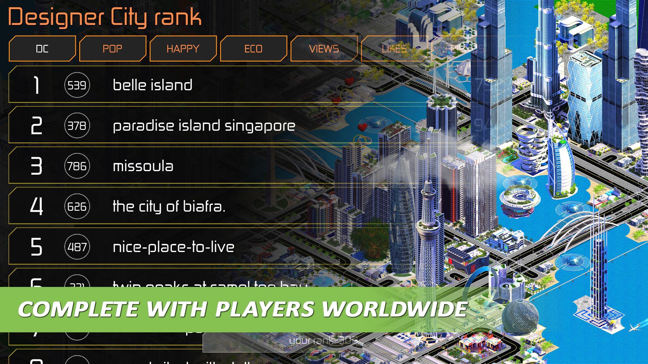 Designer City for Android - APK Download