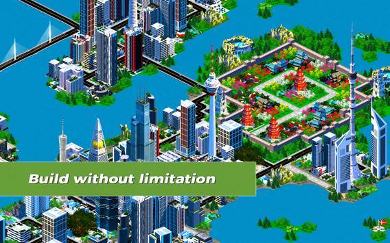 Designer City स्क्रीनशॉट 8