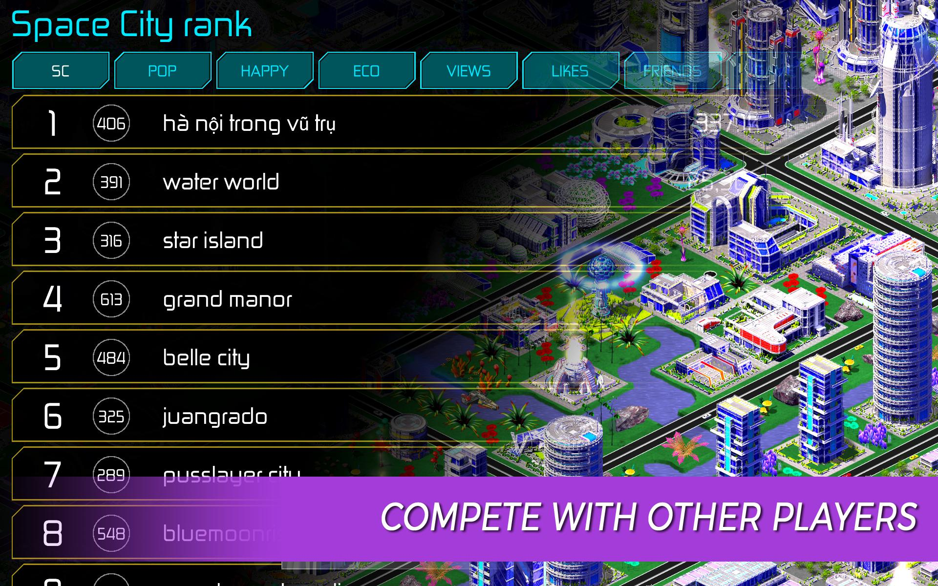 Designer City: Space Edition for Android - APK Download