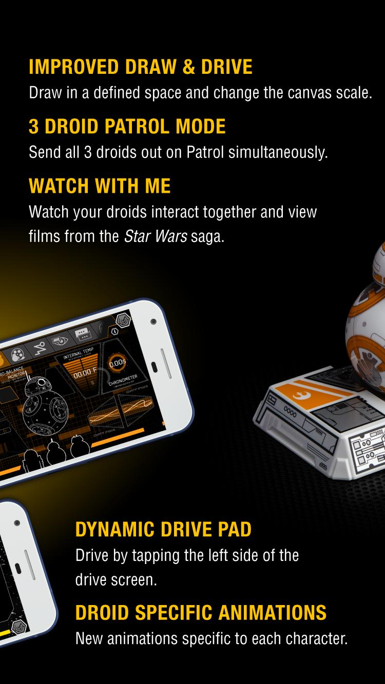 Star Wars Droids App by Sphero for Android - APK Download