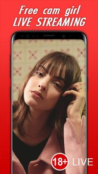 Free Cam Girls - Live Streaming Video Chat Tip screenshot 8