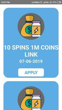 Pig Master : Free Spin and Coin Daily Gift Reward screenshot 3