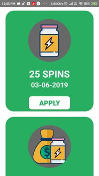 Pig Master : Free Spin and Coin Daily Gift Reward screenshot 1