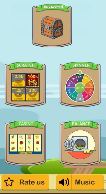 Spin and win real money 2 para Android - APK Baixar