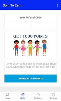 Spin TO Earn : Make Money Every Day 10$ screenshot 3