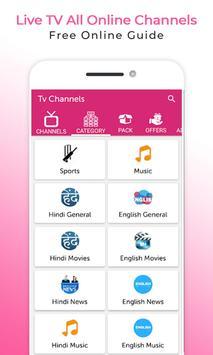 Live All TV Channels Online Guide screenshot 10