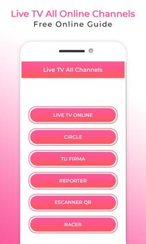 Live All TV Channels Online Guide screenshot 1