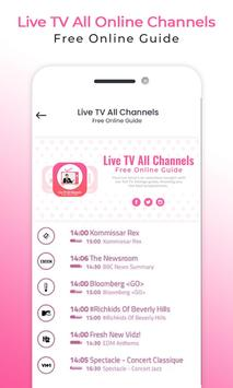 Live All TV Channels Online Guide screenshot 2