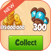 MC Daily Free Spins & Coins _ Daily Update icon