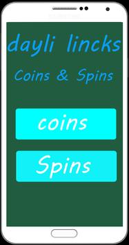 MC Daily Free Spins & Coins _ Daily Update screenshot 1