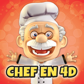 Professor Maxwell's Chef En 4D icon