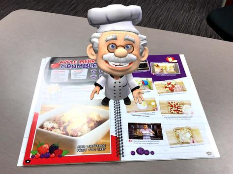 Professor Maxwell's Chef En 4D screenshot 7