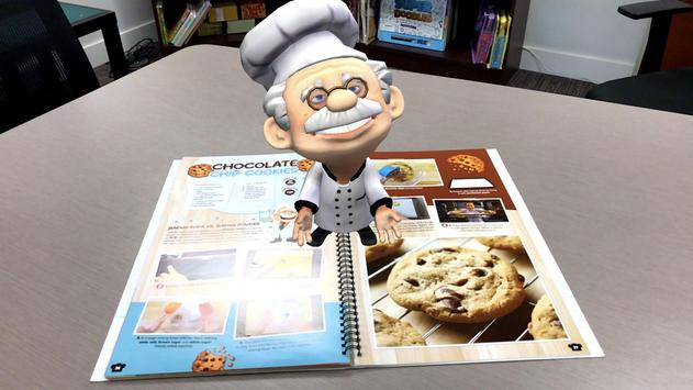 Professor Maxwell's Chef En 4D screenshot 2