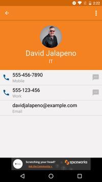 Spiceworks - Help Desk screenshot 4