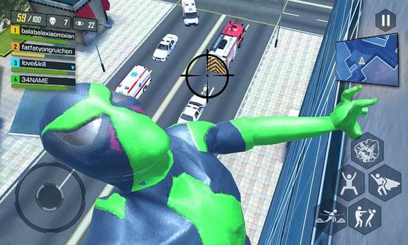 Spider Hole Hero: Vice Vegas Mafia screenshot 1