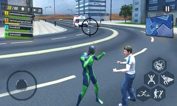 Spider Hole Hero: Vice Vegas Mafia screenshot 2